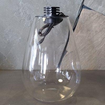 ライト付き苔テラリウム用ガラス容器【苔テラスボトル】