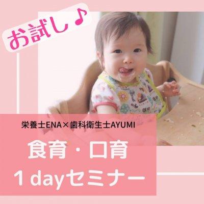 11/15 食育・口育 おためしセミナー