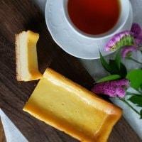 【店頭お渡し専用】北海道産チーズたっぷり。しっとりベイクドチーズケーキ(1本)