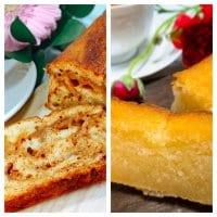 【お得2本セット】バナナキャラメルパウンドケーキ&よつ葉発酵バターたっぷり。バターを味わうパウンドケーキ