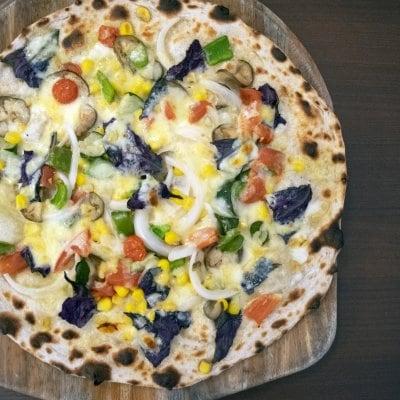【現地払い専用】野菜ピザ