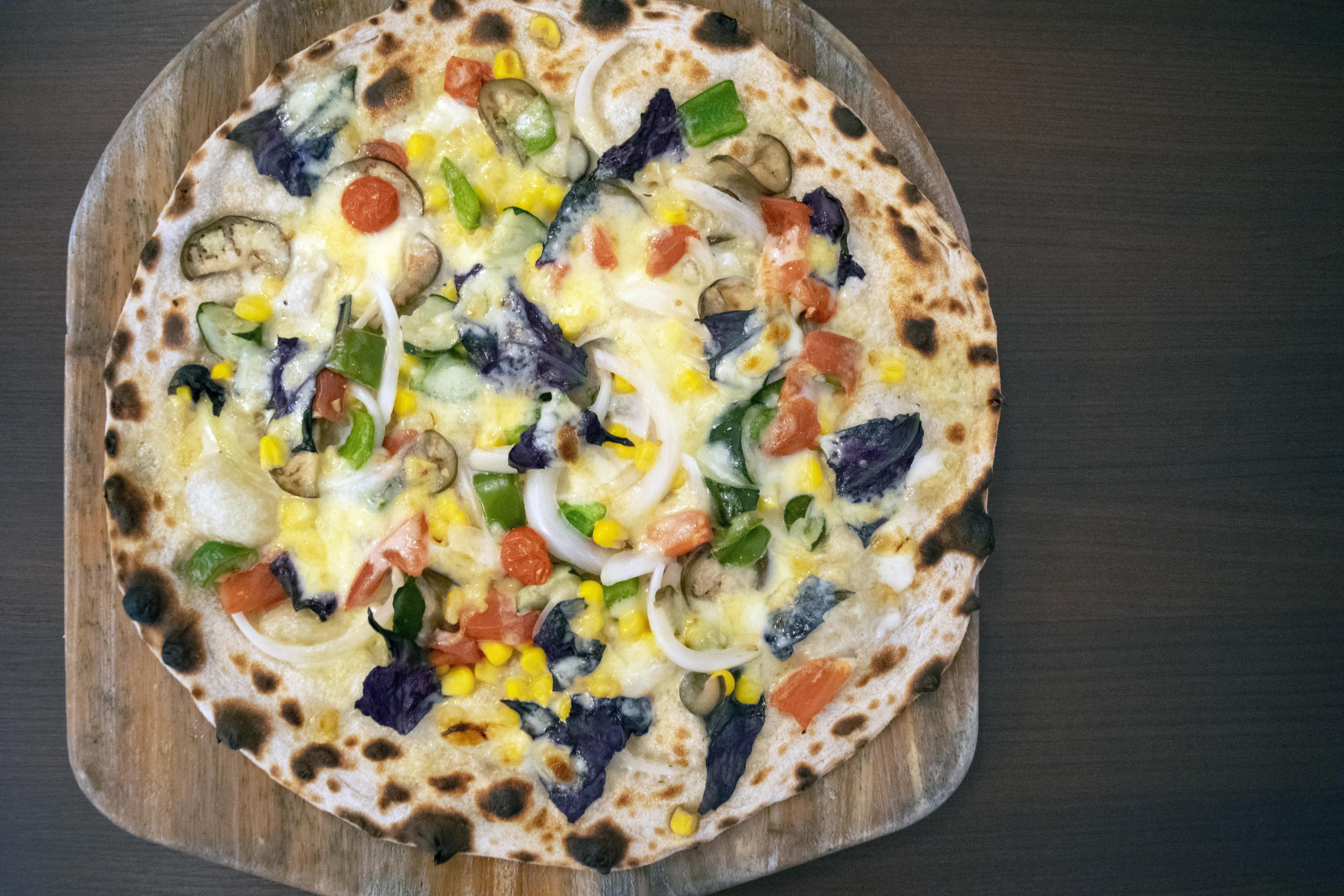 【現地払い専用】野菜ピザのイメージその1