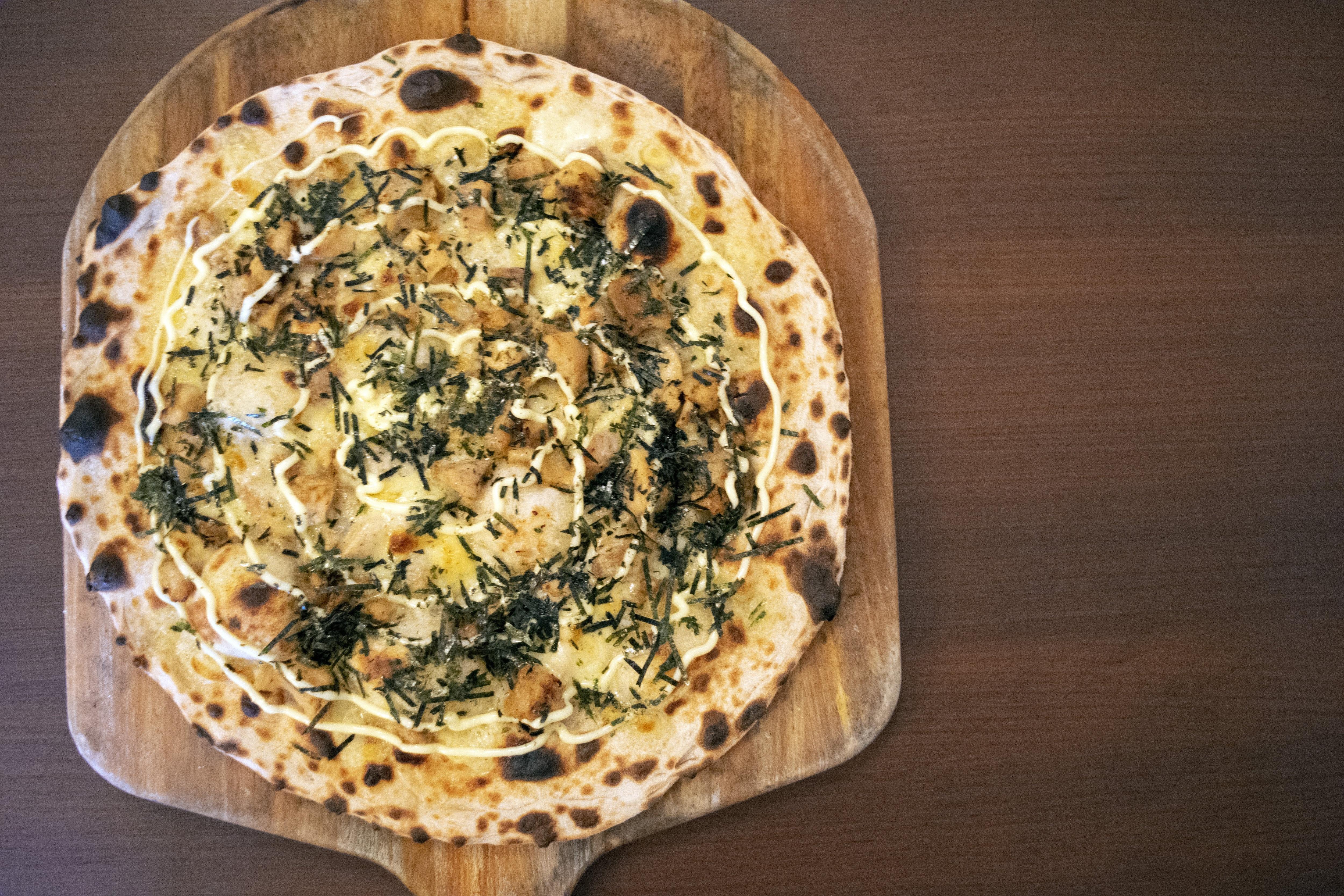 【現地払い専用】テリヤキチキンピザのイメージその1