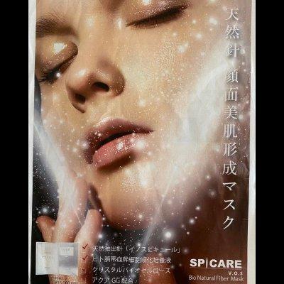 【予約販売】【送料無料】天然針顔面美肌形成マスク