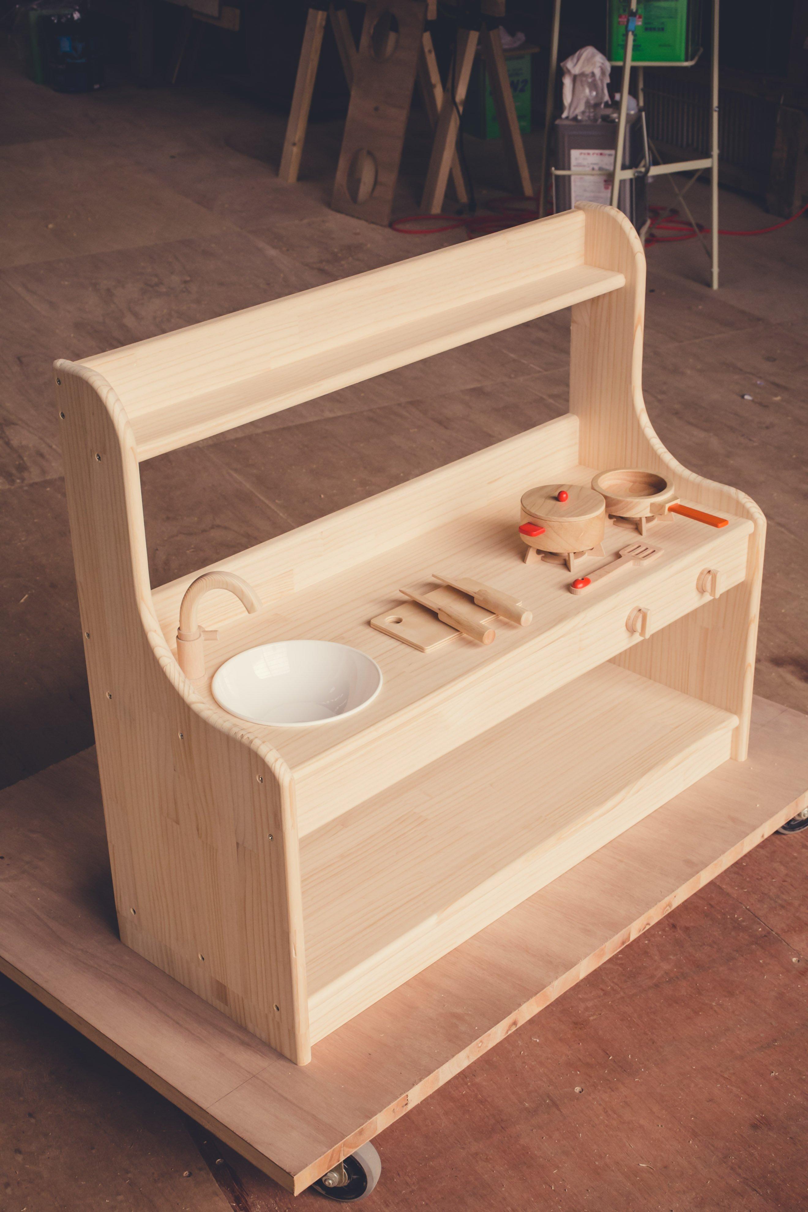 S様専用 オリジナルちびっこキッチンのイメージその1