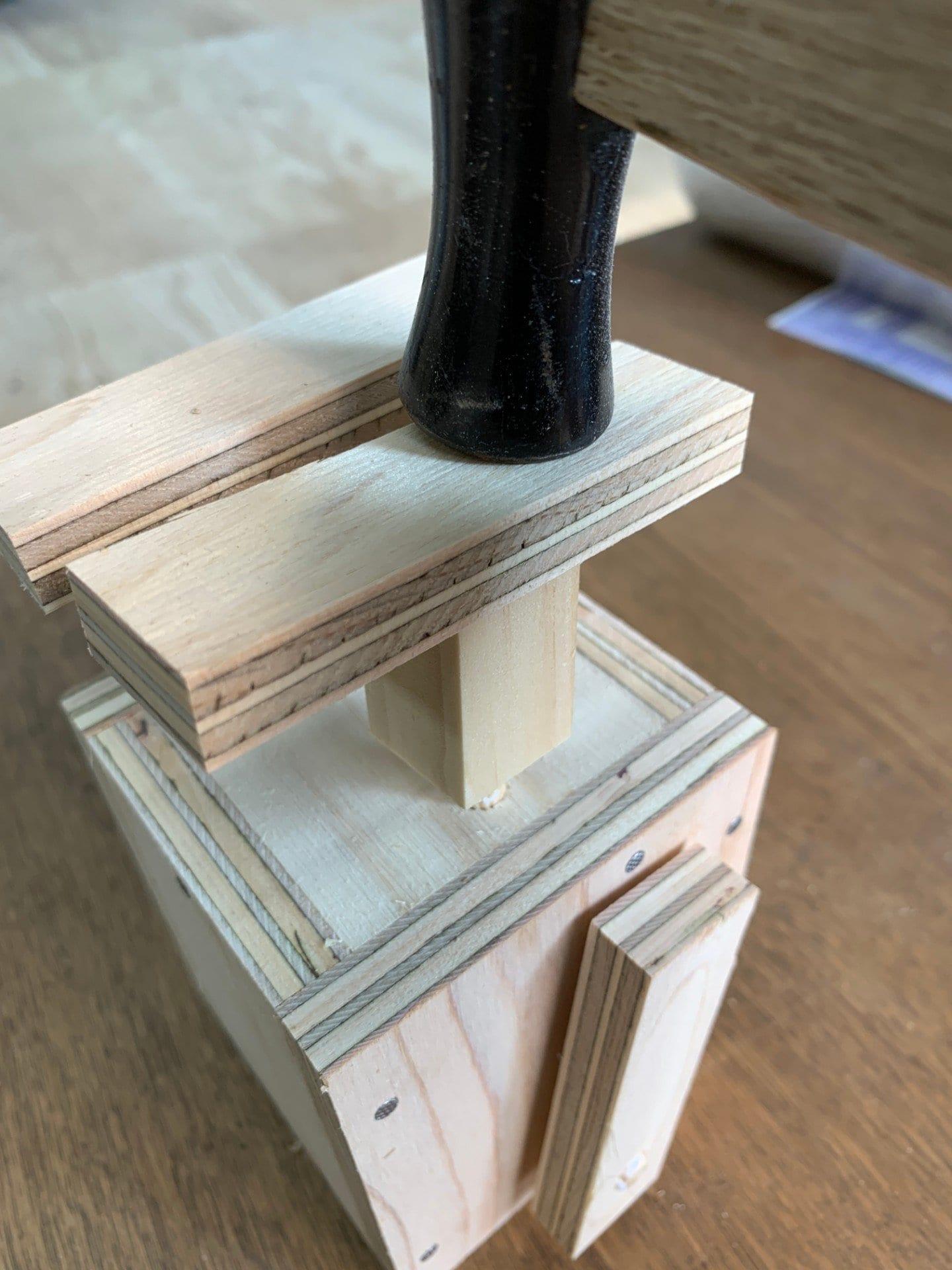 【W様専用】Ton-ton 木工教室・物作り体験 ロボペンたてのイメージその6