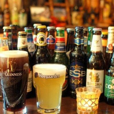 《旅行気分で乾杯!》あなた好みにオーダーメイド★世界のビール詰合せ5本セット