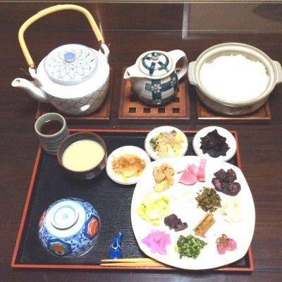 京都西陣/本家こじま/1日1組様/完全予約制/お茶漬セット
