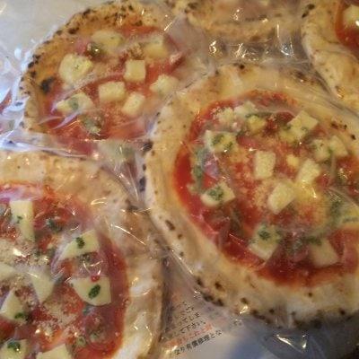 冷凍マルゲリータ 冷凍チーズピザ 5枚セット(22cm)