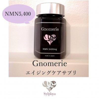 新商品☆アンチエイジングサプリメント☆Gnomerie(グノーメリー)☆NMN5400m...