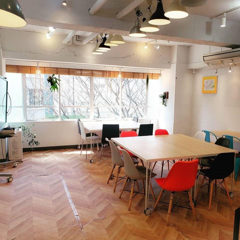 WEB会議ができる渋谷レンタルスペース60分のイメージその2