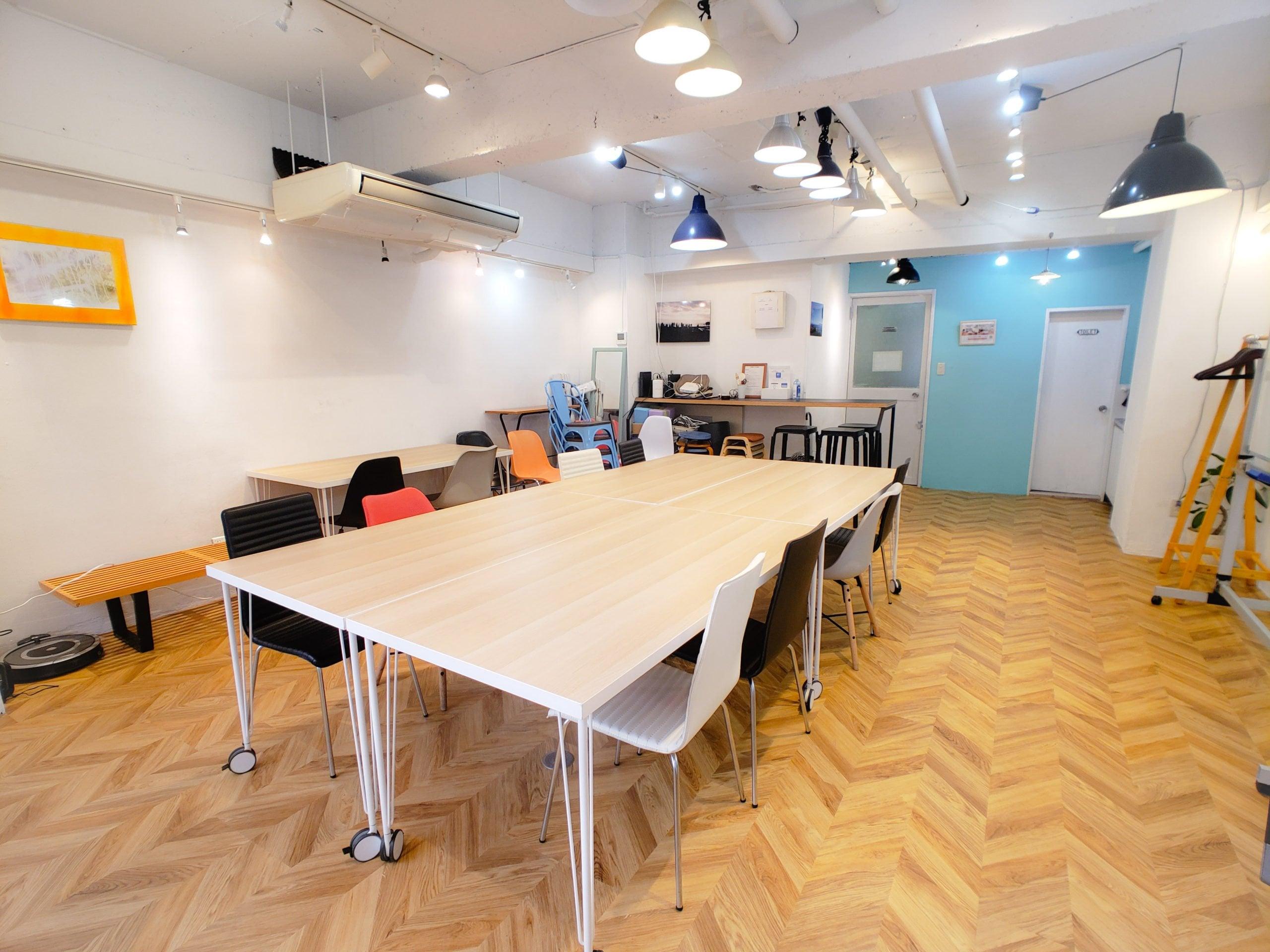 レンタルスペース・WEB会議・研修スペース・渋谷スタジオケムス1時間利用料金のイメージその2