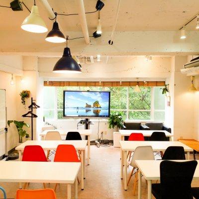 レンタルスペース・WEB会議・研修スペース・渋谷スタジオケムス1時間利用料金