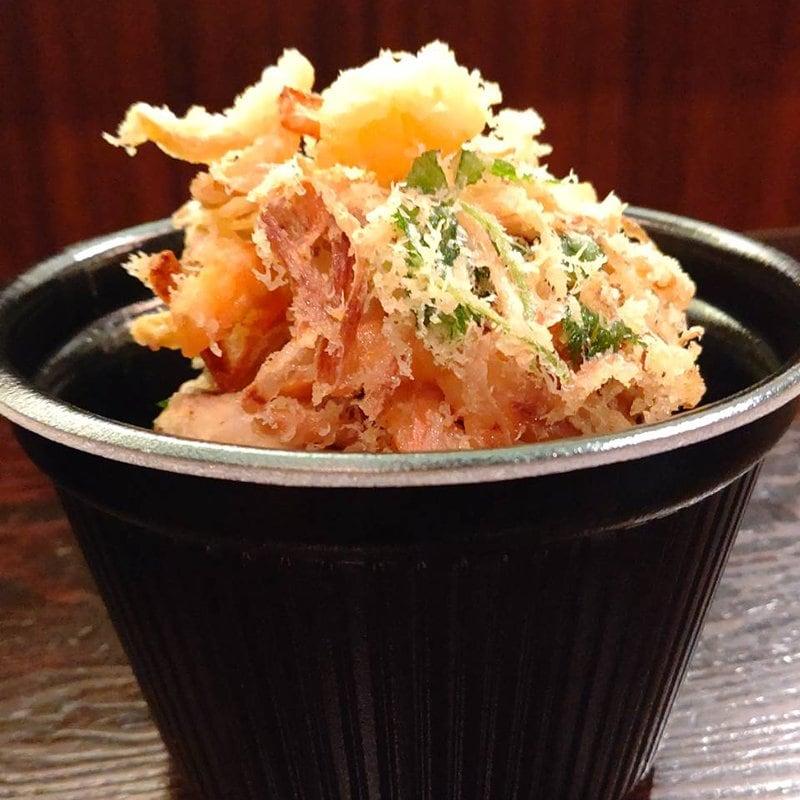 【テイクアウト】小エビかき揚げ丼のイメージその3