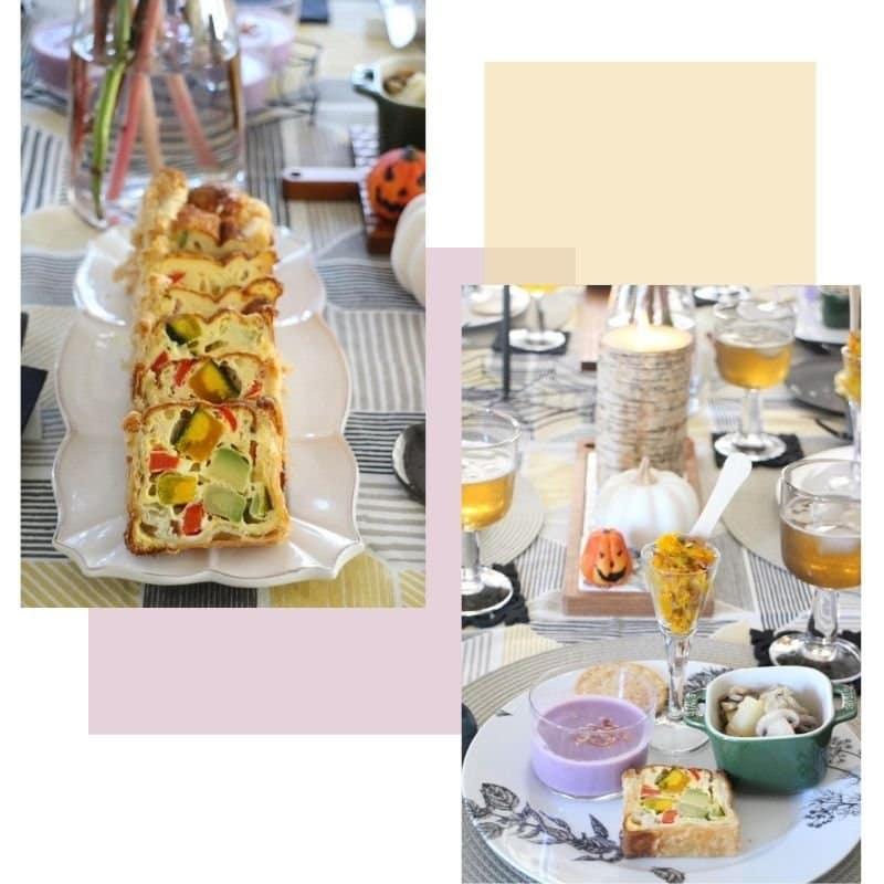 『大人のハロウィンおもてなし料理』動画レッスン|HIROKO'S KITCHEN酒匂ひろ子のイメージその2