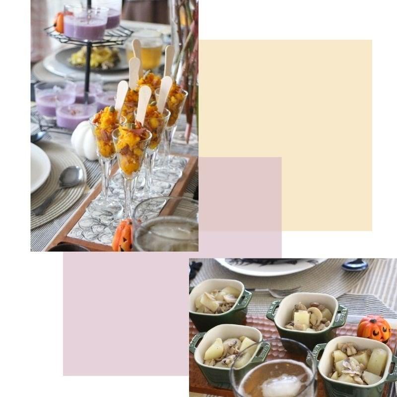 『大人のハロウィンおもてなし料理』動画レッスン|HIROKO'S KITCHEN酒匂ひろ子のイメージその4