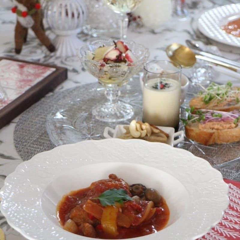 『おうちクリスマスのおもてなし料理』動画レッスン|HIROKO'S KITCHEN酒匂ひろ子のイメージその4