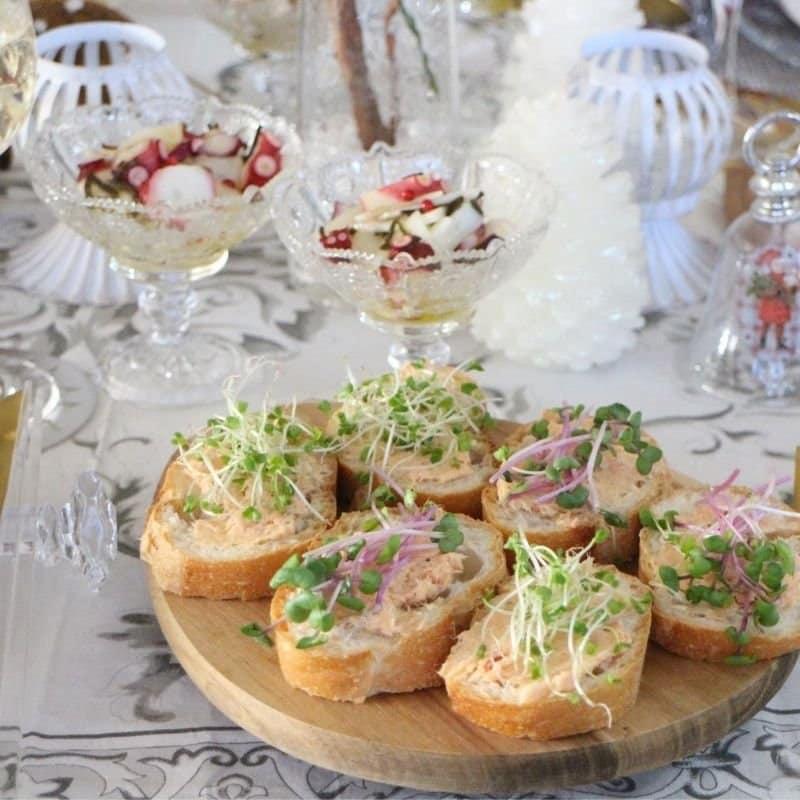 『おうちクリスマスのおもてなし料理』動画レッスン|HIROKO'S KITCHEN酒匂ひろ子のイメージその3