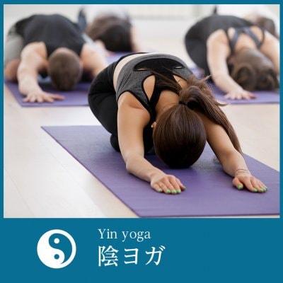 Yin yoga(陰ヨガ)