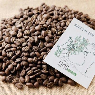 エチオピアコーヒー ロースト豆 リム コッサ ナチュラル 500g【Ethiopia...