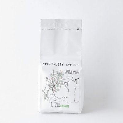 エチオピアコーヒー ロースト豆 リム コッサ ナチュラル 200g【Ethiopian Coffee House】