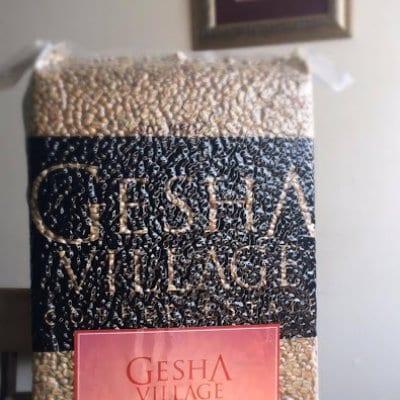 生豆1kg《超希少高級ロット》エチオピアゲシャ種 Gesha Village Oma Go...