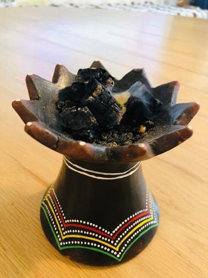 エチオピアの伝統的なコーヒーセレモニー体験 in November ②部【Ethiopian Coffee House】のイメージその3