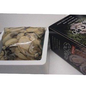 牡蠣むき身選別 1kg(500gx2)送料無料