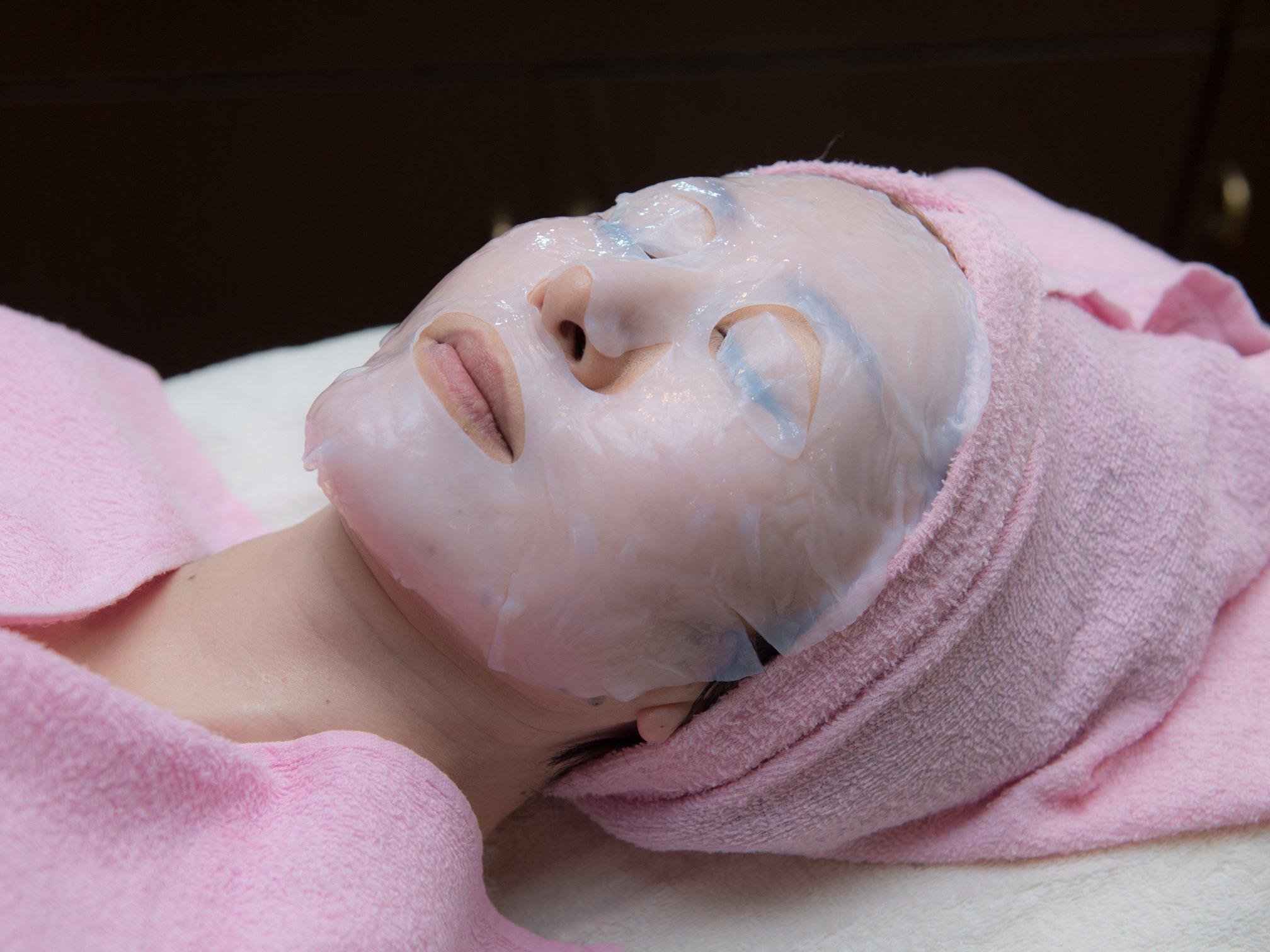 お肌超絶潤う美容液マスク・エステのイメージその1