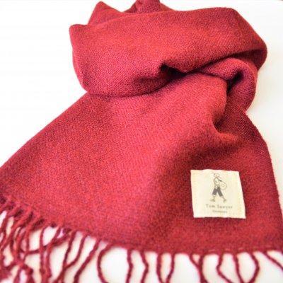 アルパカ手織りストール