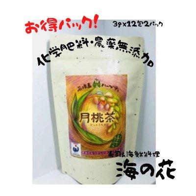 沖縄石垣島薬草茶ハーブティー月桃茶お得パック 海の花