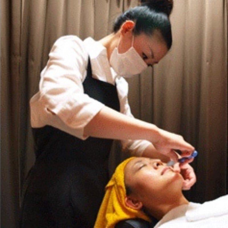 レディースシェービング 2100円(税込)【大阪京橋HairBox WAGO】のイメージその2