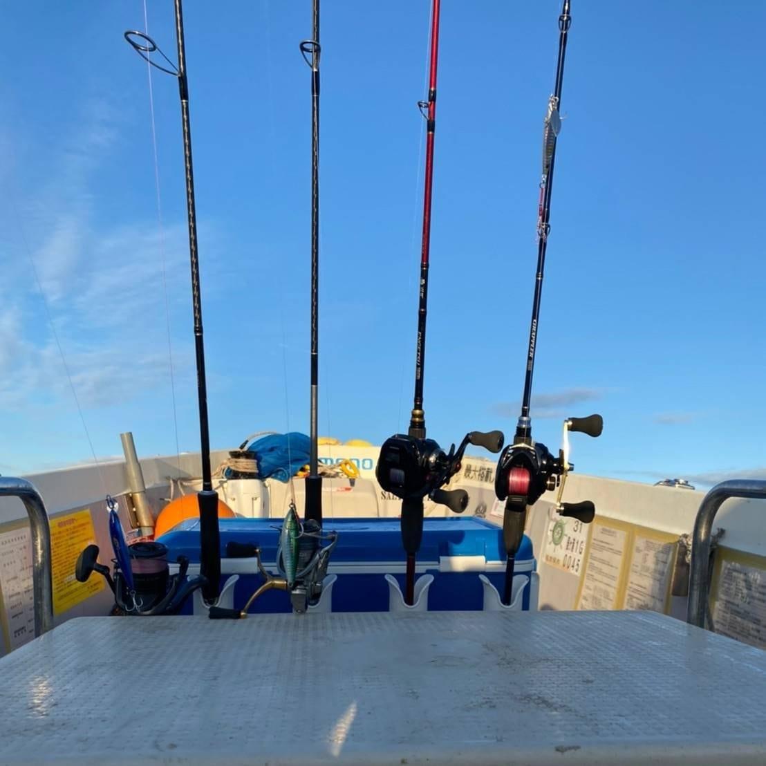 【チャーターMAX12時間対応コース】 遊漁船  乗船チケット(1名様分)    ※2名様より出船します   (最大4名様まで)のイメージその5