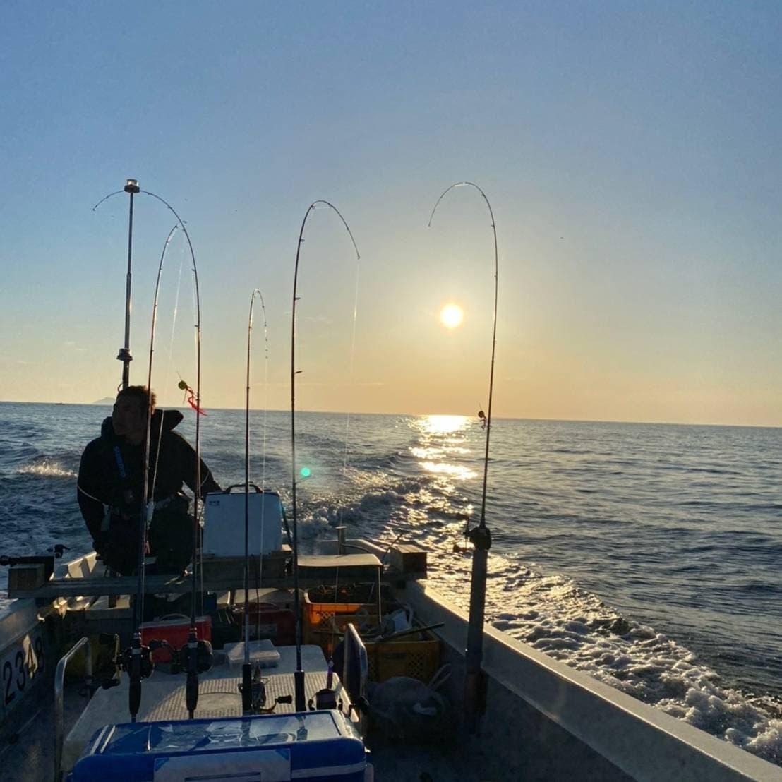 【チャーターMAX12時間対応コース】 遊漁船  乗船チケット(1名様分)    ※2名様より出船します   (最大4名様まで)のイメージその1