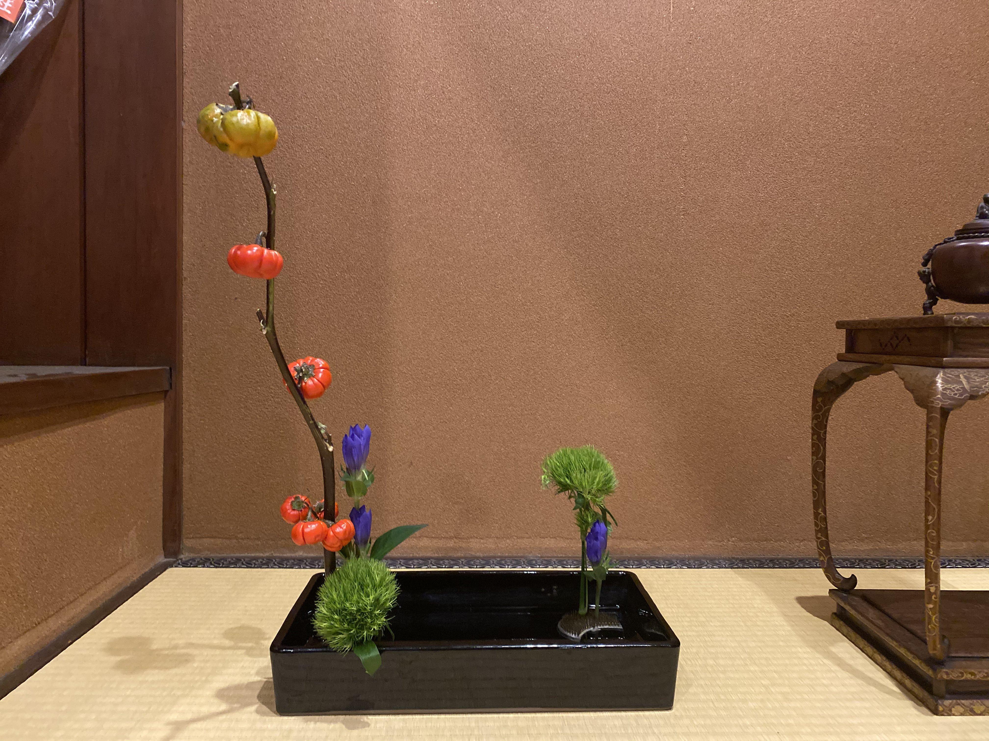 型のない生け花〜自分と繋がる時間3月20日開催のイメージその2