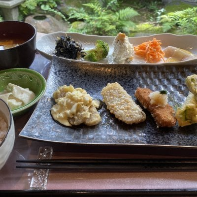 おばんざいセット 手作りこんにゃく4種類とおぼろ豆腐