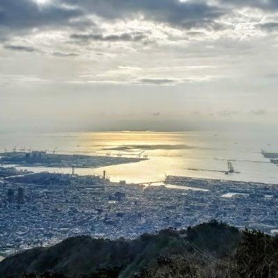 「摩耶山(神戸)お気軽ハイキング」2021年3月13日(土)