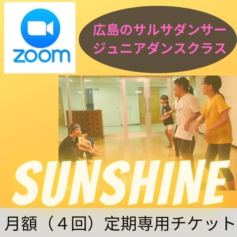 【定期便専用】広島ジュニアサルサダンサーSUNSHINEのイメージその1