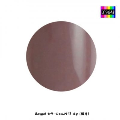 Raygel カラージェルM19 4g(国産)