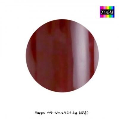 Raygel カラージェルM21 4g(国産)