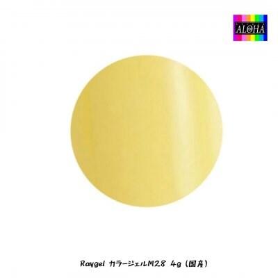 Raygel カラージェルM28 4g(国産)