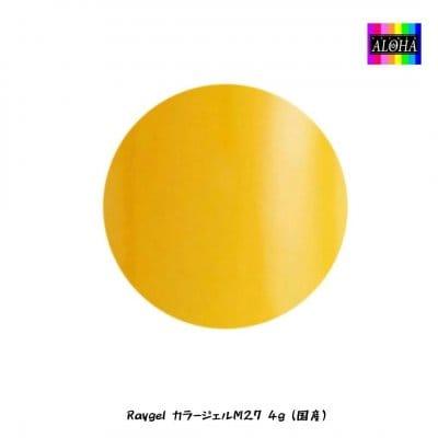 Raygel カラージェルM27 4g(国産)
