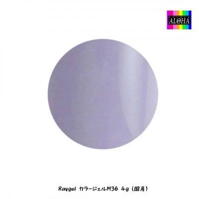 Raygel カラージェルM36 4g(国産)