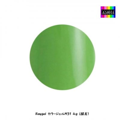 Raygel カラージェルM31 4g(国産)