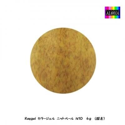 Raygel カラージェル ニットベール N12 4g (国産)