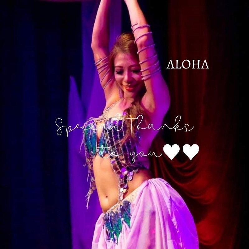 【Alohaショー★開催】スポンサー協力M/スタジオアロハのイメージその1