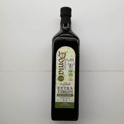 オーガニック・オリーブオイルDONIA-FRUITY 1,000ml 徳用サイズ
