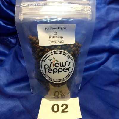 プレミアムペッパー 「王道の黒胡椒」(Mr.Siew's Pepper) こしょう30g
