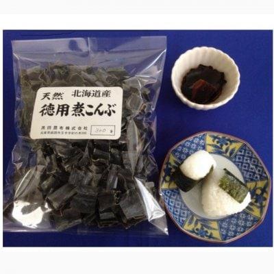 徳用煮昆布300g 北海道 日高産 【2個以上ご注文の方はこちらから】