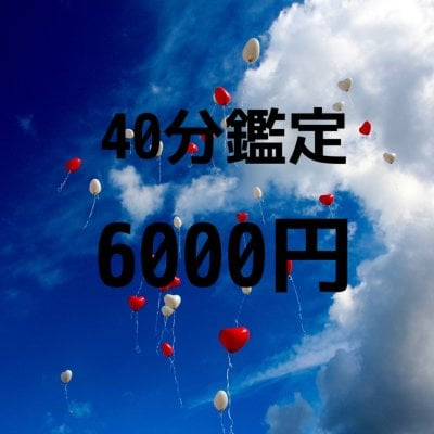 シードクリアリング40分鑑定